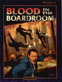 Plot Sourcebook: Blood in the Boardroom