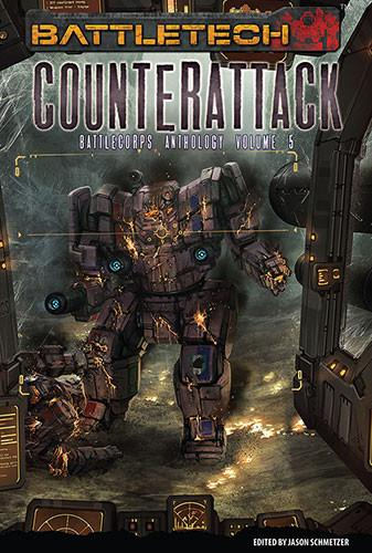 Counterattack: BattleCorps Anthology Vol 5 (Book)