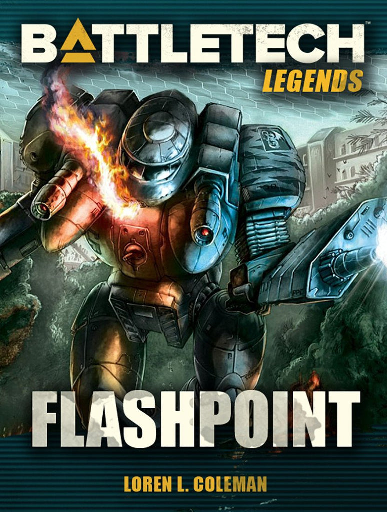 Legends: Flashpoint