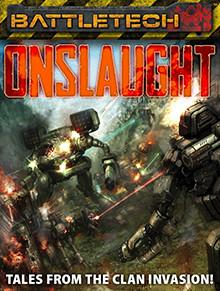 Onslaught - Tales from the Clan Invasion