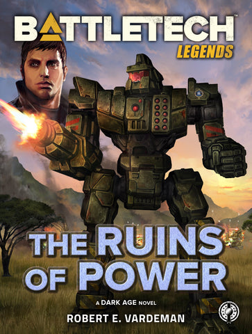 BattleTech Legends: The Ruins of Power