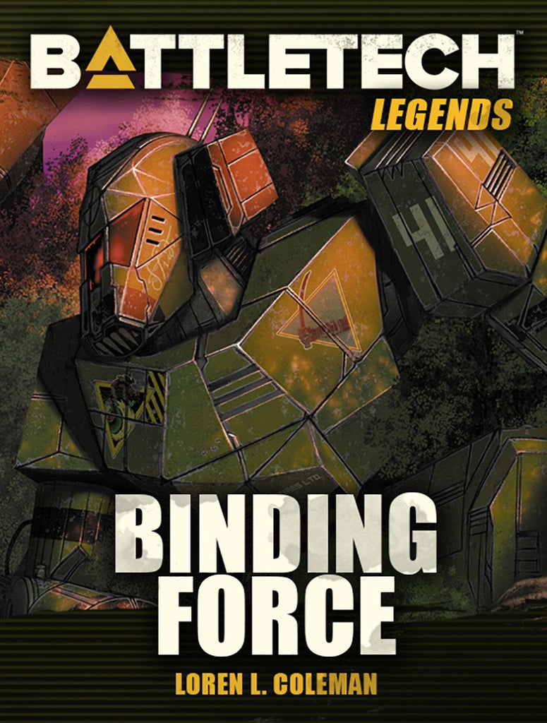 Legends: Binding Force