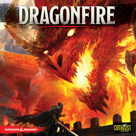 Dragonfire: The Dungeons & Dragons Deckbuilding Game
