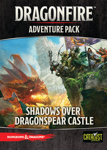 Shadows over Dragonspear Castle