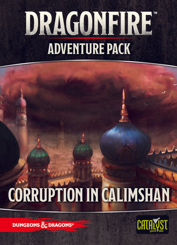 Corruption in Calimshan