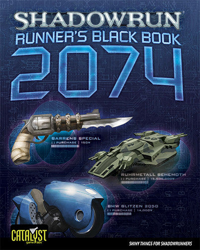 Runner's Black Book 2074