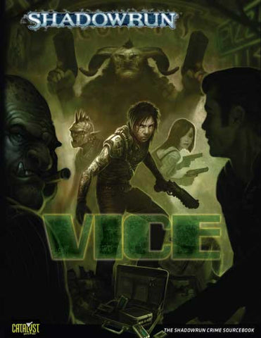 Setting Sourcebook: Vice