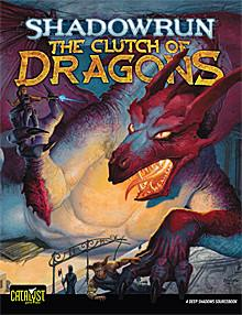 Deep Shadows Sourcebook: The Clutch of Dragons