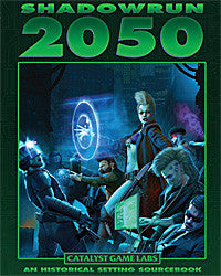 Setting Sourcebook: 2050