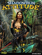 Setting Sourcebook: Attitude