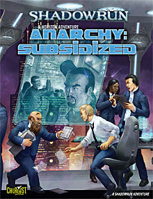 Shadowrun: Horizon: Anarchy: Subsidized