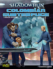 Adventure: Horizon: Colombian Subterfuge