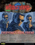 Shadowrun Missions: 03-00: Everyone's your Friend