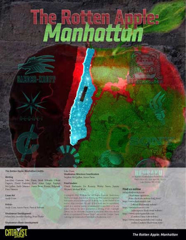 Supplement: The Rotten Apple: Manhattan