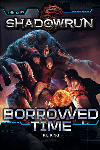 Shadowrun: Borrowed Time (epub)