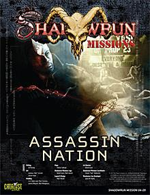 Mission: 04-09: Assassin Nation