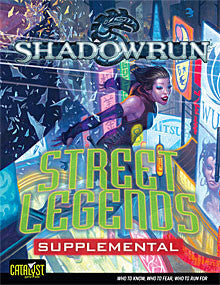 Supplement: Street Legends Supplemental