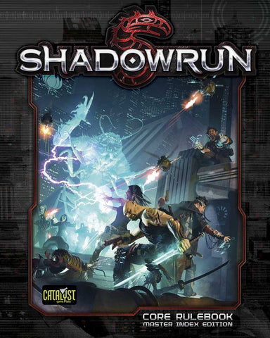 Shadowrun Fifth Edition Core Rulebook (Master Index Edition)