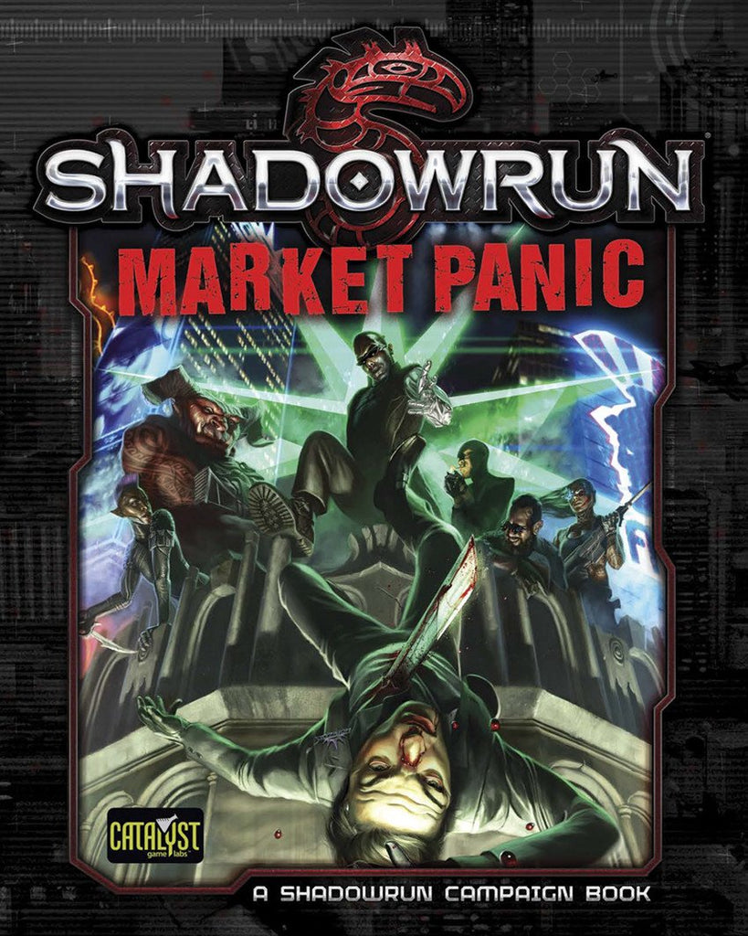 Market Panic (Campaign Book)