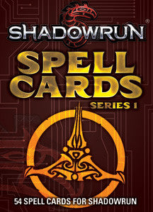 Spell Cards, SR5 Series 1