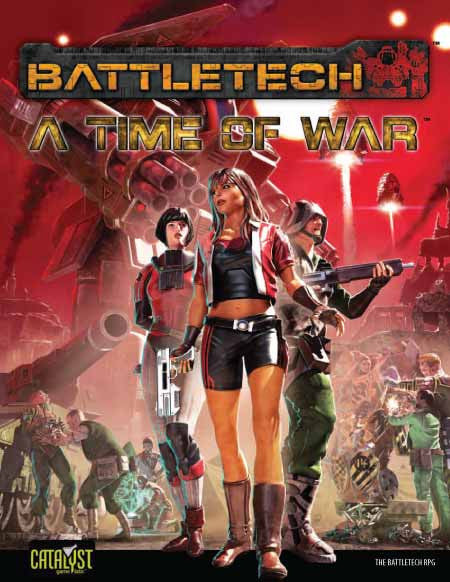 A Time of War: the RPG
