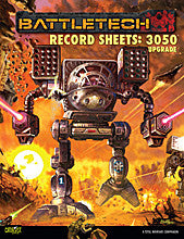 Total Warfare-Style Record Sheet: 3050 Upgrade (Book