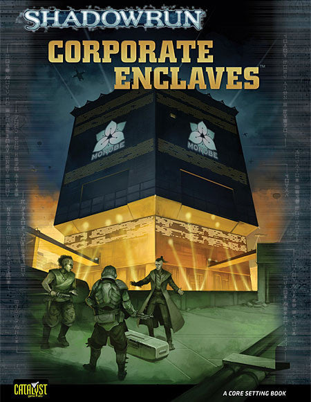 Setting Sourcebook: Corporate Enclaves
