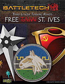 Third League Turning Points: Free Taiw...St. Ives