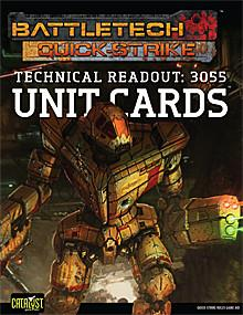 BattleTech: Quick Strike Cards: 3055 Upgrade