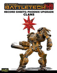 Record Sheet: Total Warfare Style: Phoenix Upgrades