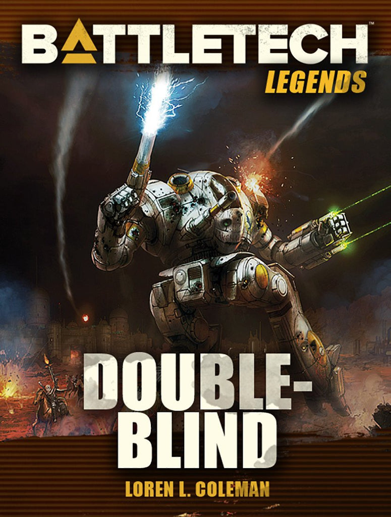 Legends: Double Blind