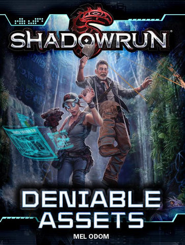 Shadowrun: Book of the Lost (Shadowrun Campaign Book) (PDF)