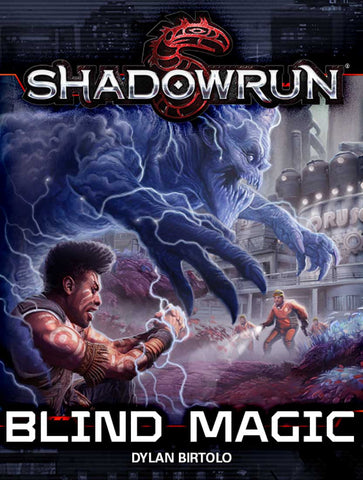 Shadowrun: Blind Magic