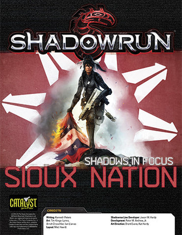 Shadows in Focus: Sioux Nation