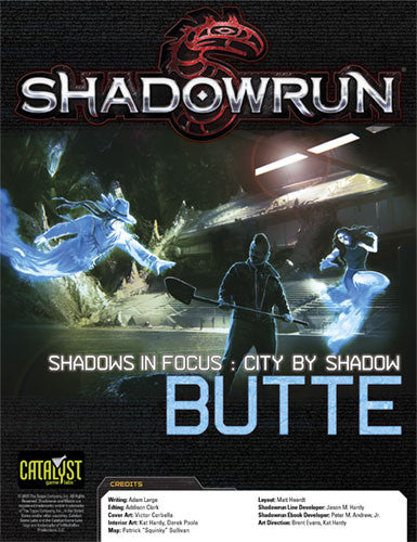 Shadows in Focus: City by Shadow: Butte