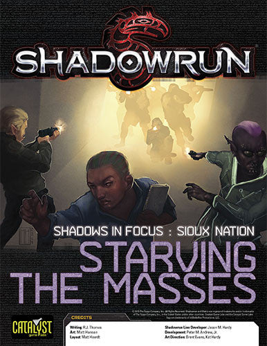 Shadows in Focus: Starving the Massses