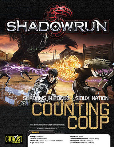 Shadows in Focus: Sioux Nation: Counting Coup