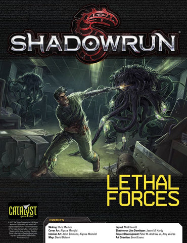 Lethal Forces (Adventure)