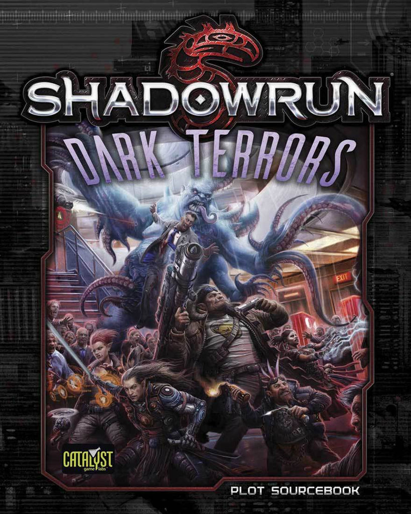 Shadowrun Dark Terrors -  Catalyst Game Labs