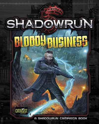 Bloody Business (Book)