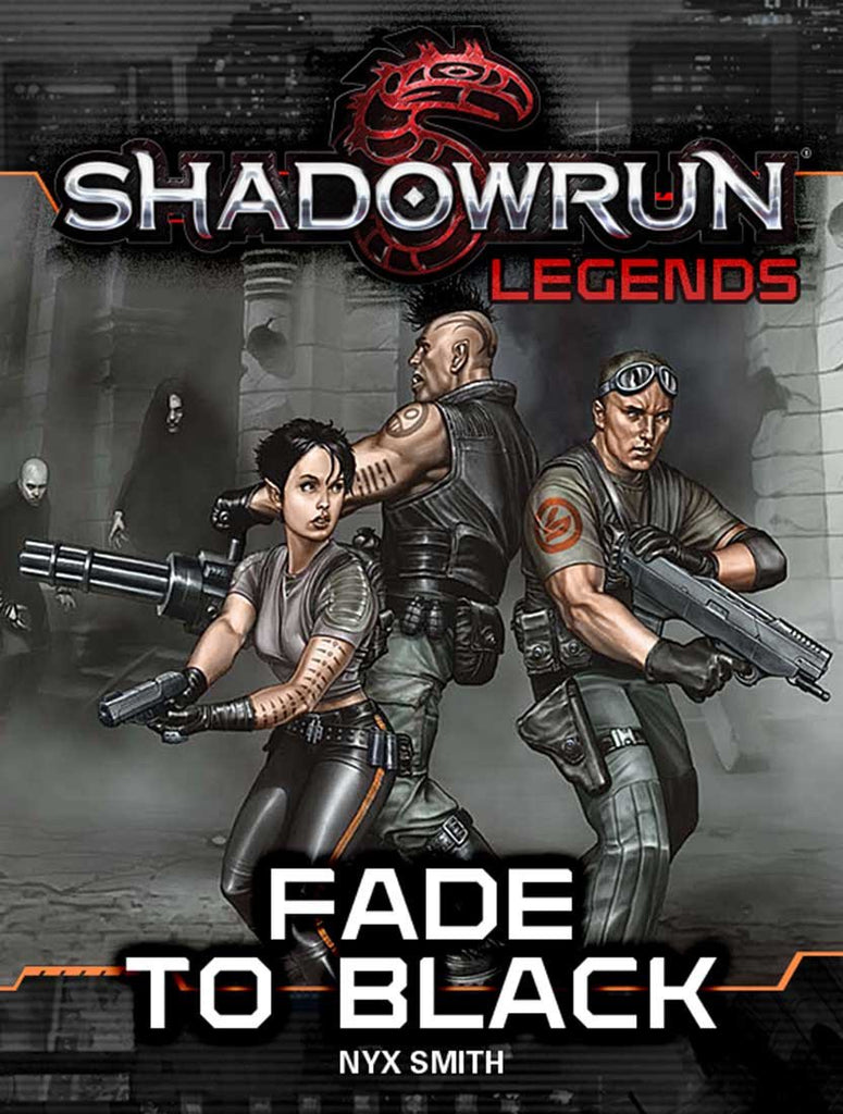 Legends: Fade to Black