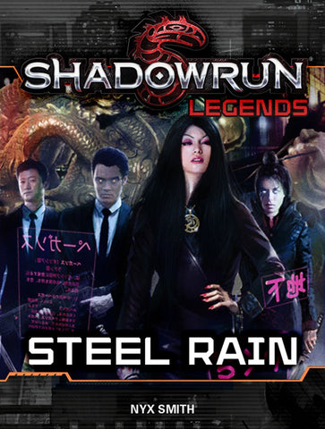 Legends: Steel Rain