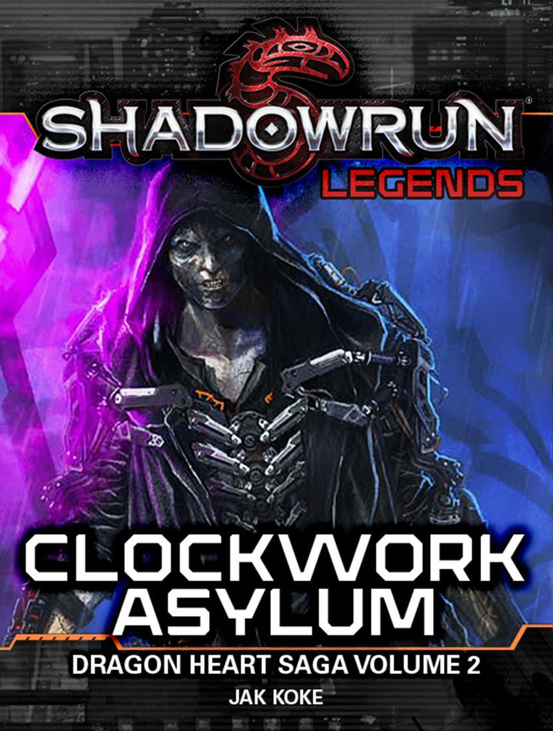 Legends: Clockwork Asylum
