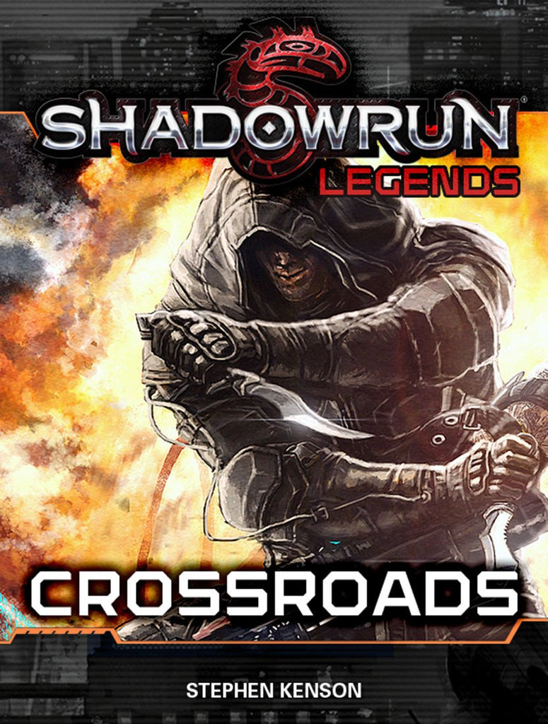 Legends: Crossroads