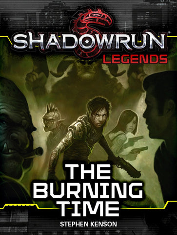 Legends: The Burning Time