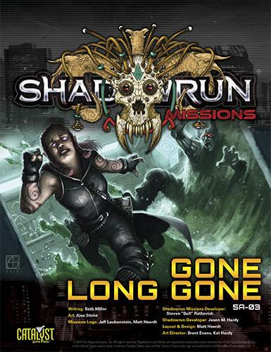 Missions: Gone Long Gone (05-A3)