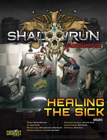 Missions: Healing the Sick (06-05)