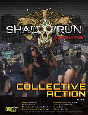 Missions: Collective Action (07-02)