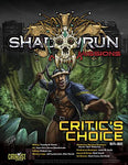 Shadowrun Missions: 05-02: Critic's Choice