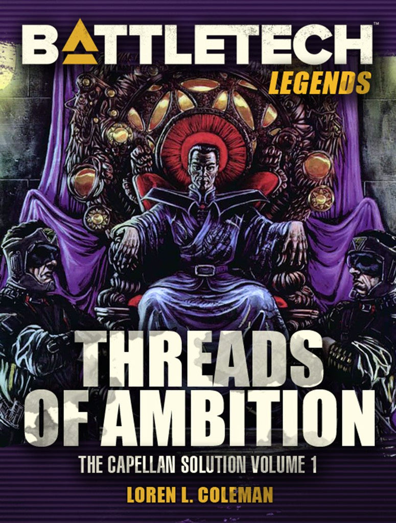 Legends: Threads of Ambition (Capellan Solution V.1)